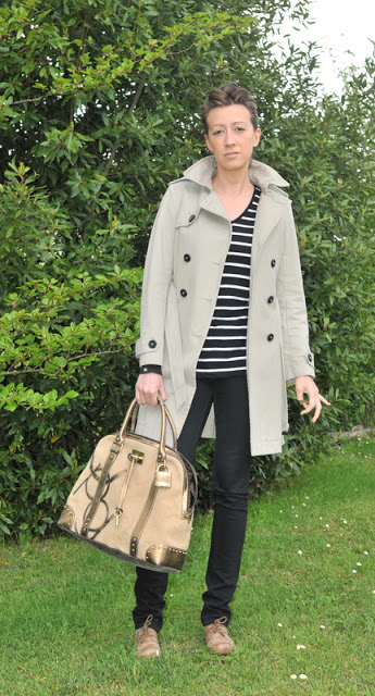 LOOK RAYAS+TRENCH