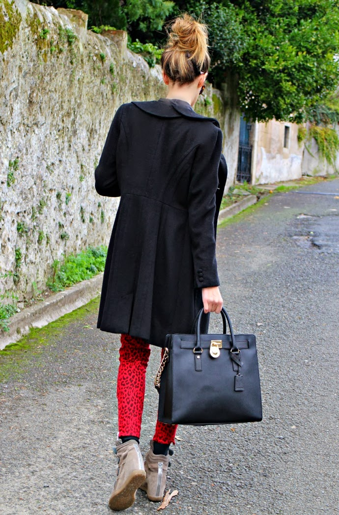 Daily look look and chic for Adolfo dominguez pamplona