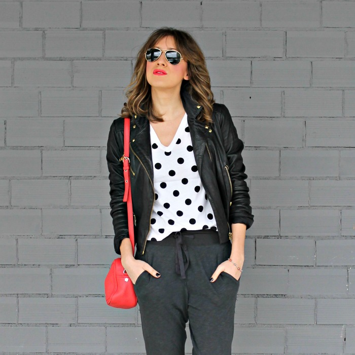 look rockero look and chic