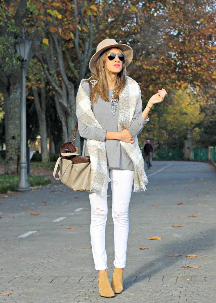 5 Looks Con Botines Beige Look And Chic