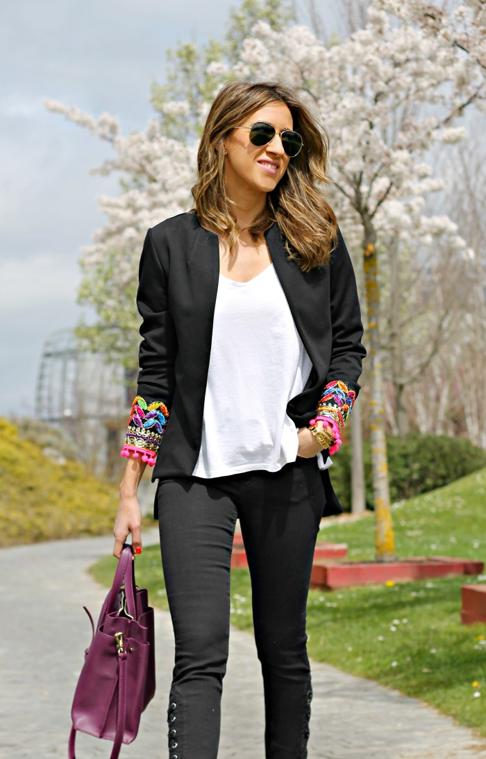 79208b58d 5 LOOKS CON PANTALON NEGRO - Look and Chic