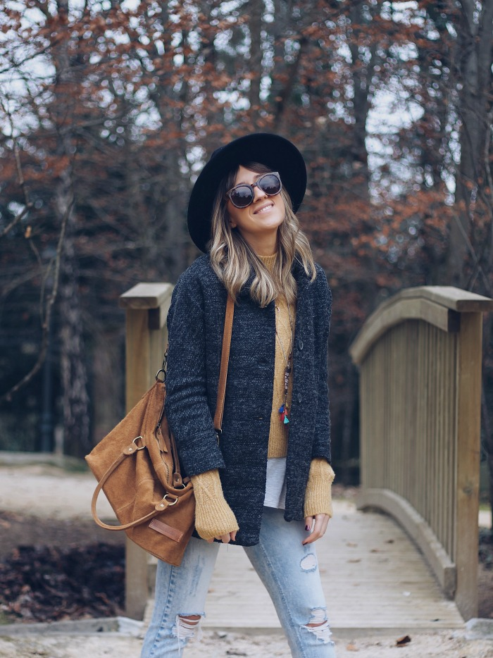 5 CLAVES PARA UN LOOK BOHO CHIC DE INVIERNO 2