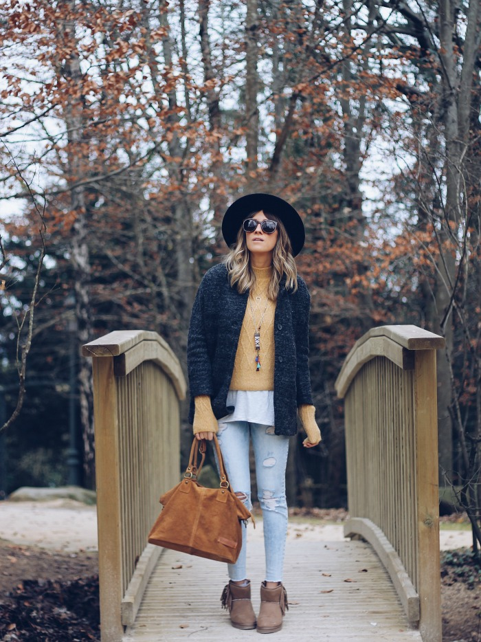 5 CLAVES PARA UN LOOK BOHO CHIC DE INVIERNO 3