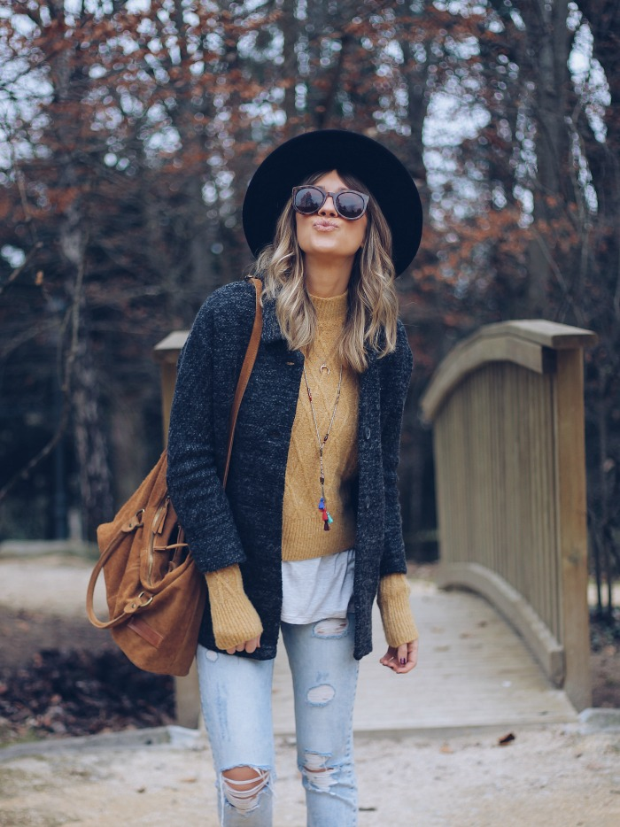 5 CLAVES PARA UN LOOK BOHO CHIC DE INVIERNO 4
