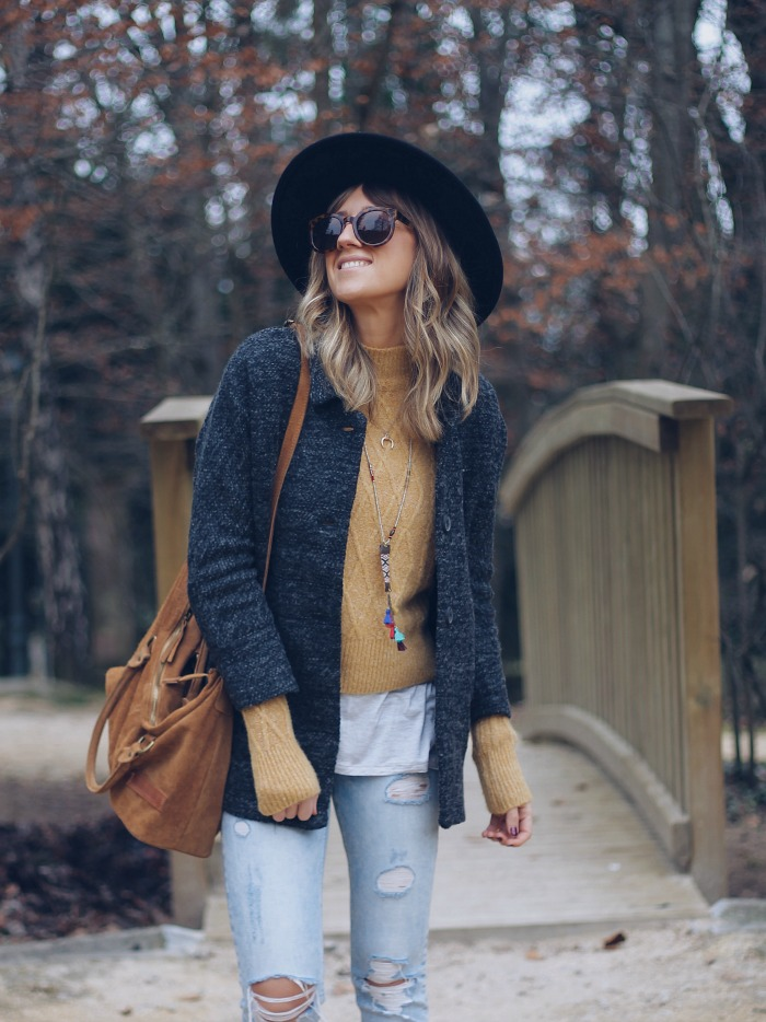 5 CLAVES PARA UN LOOK BOHO CHIC DE INVIERNO 1