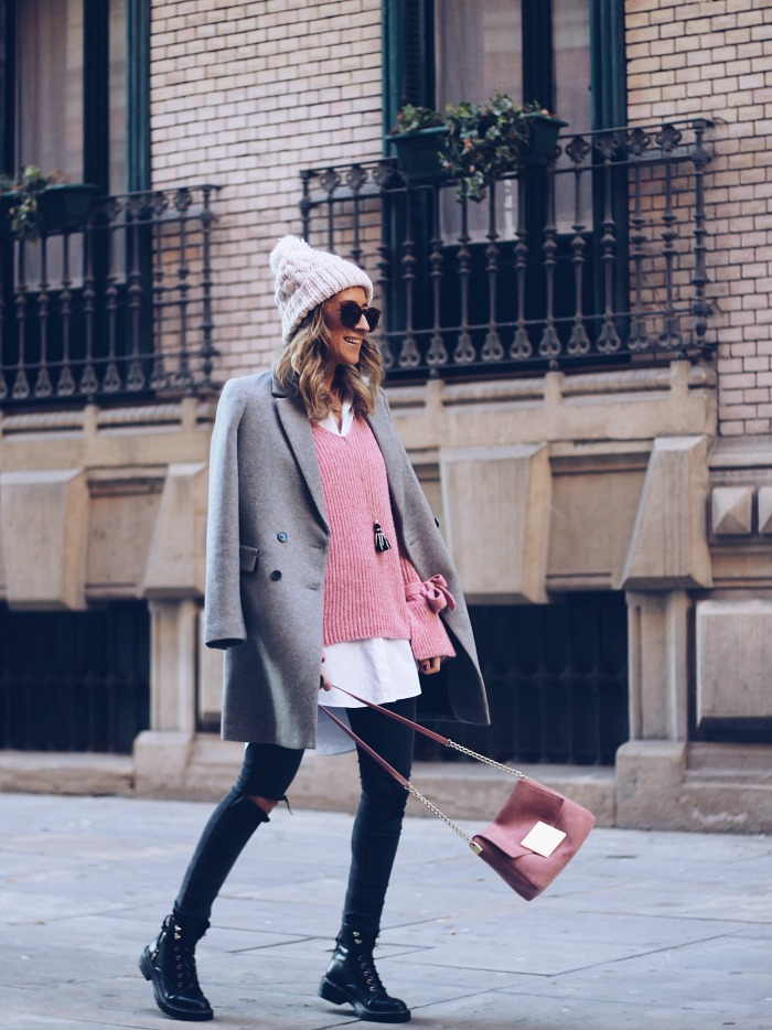 Outfit Con Botas Militares Negras Look And Chic
