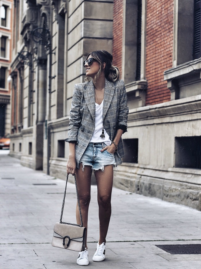 LOOK CON SHORTS VAQUEROS 4