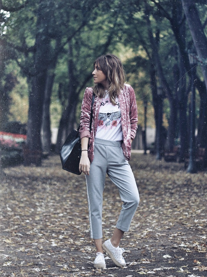 LOOK SPORTY CHIC DE OTOÑO 13