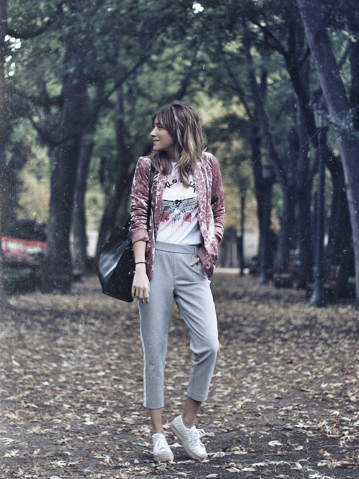 LOOK SPORTY CHIC DE OTOÑO 14