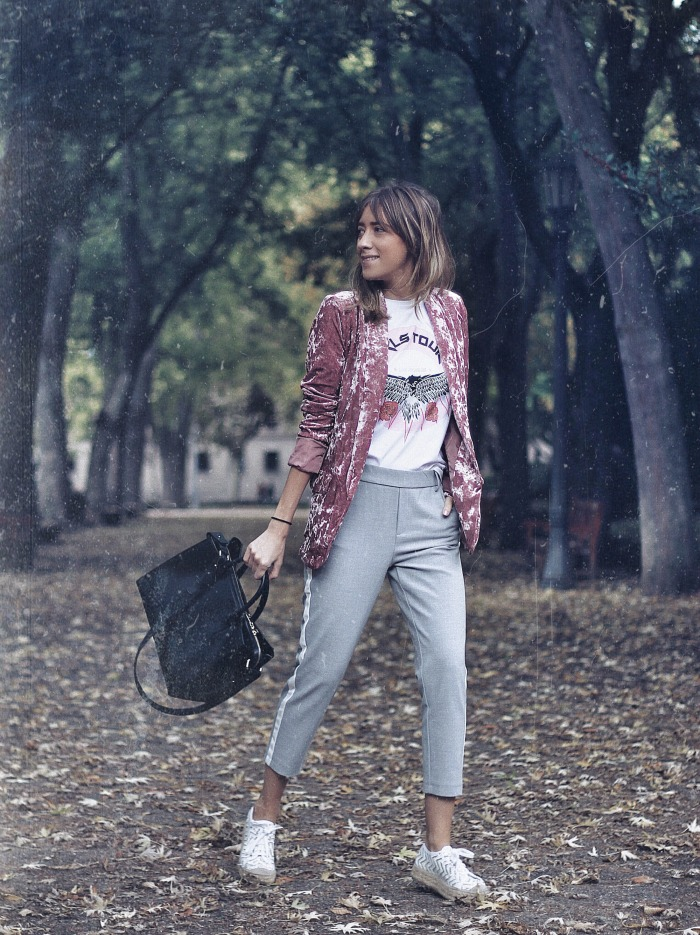 LOOK SPORTY CHIC DE OTOÑO 3