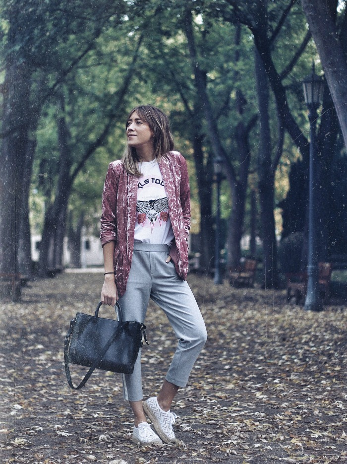 LOOK SPORTY CHIC DE OTOÑO 7