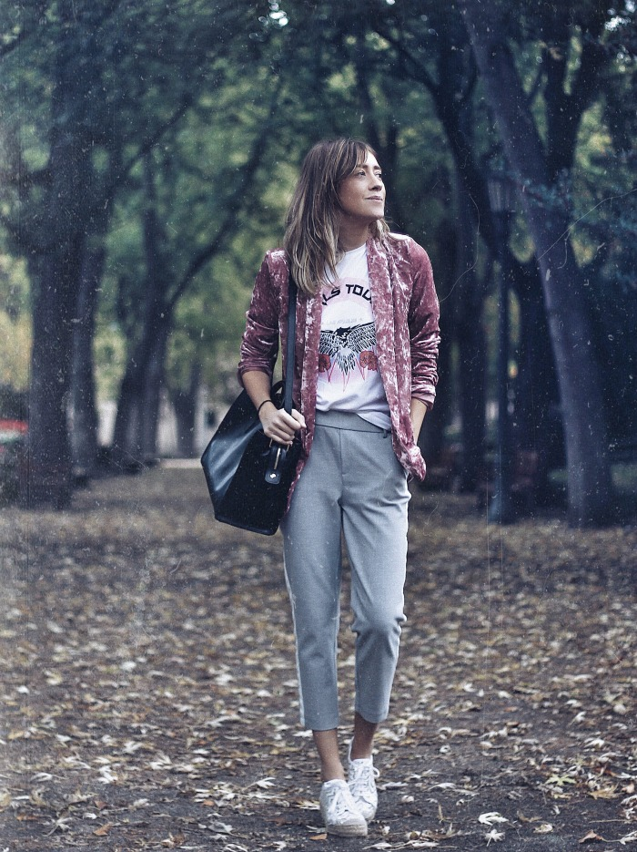 LOOK SPORTY CHIC DE OTOÑO 9
